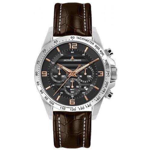 Фото - Наручные часы JACQUES LEMANS 1-1992A наручные часы jacques lemans 1 2110e