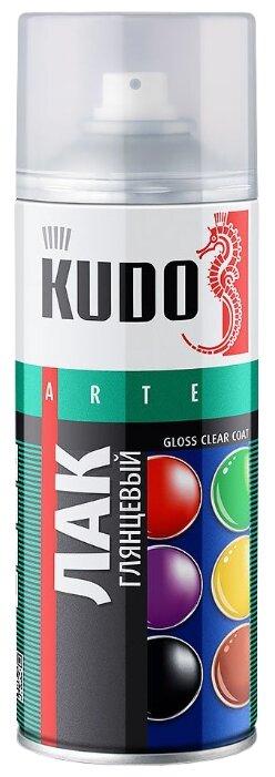 Лак KUDO универсальный глянцевый