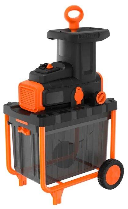 Измельчитель электрический BLACK+DECKER BEGAS 5800-QS 2.8 кВт