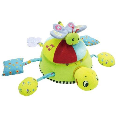 Купить Прорезыватель-погремушка Biba Toys Черепашка, Погремушки и прорезыватели