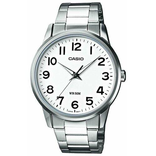 цена Наручные часы CASIO MTP-1303PD-7B онлайн в 2017 году