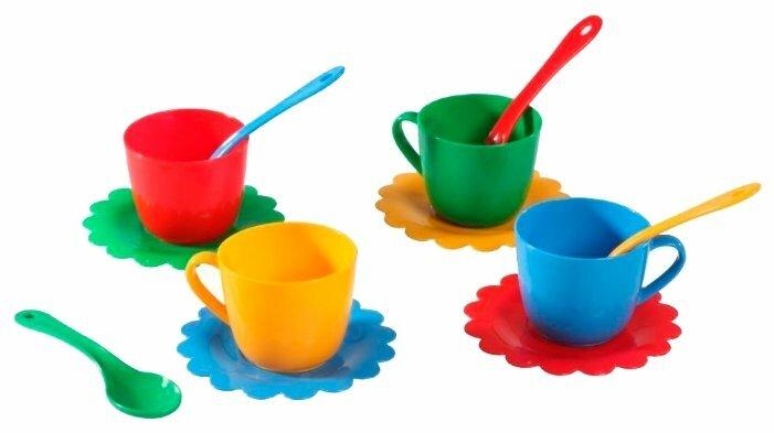 Набор посуды Тигрес Ромашка 39081