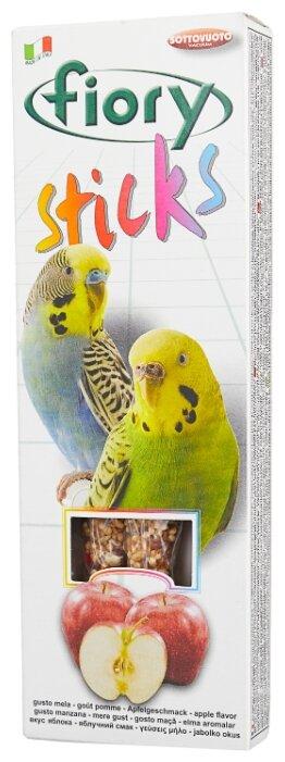 Лакомство для птиц Fiory с яблоком