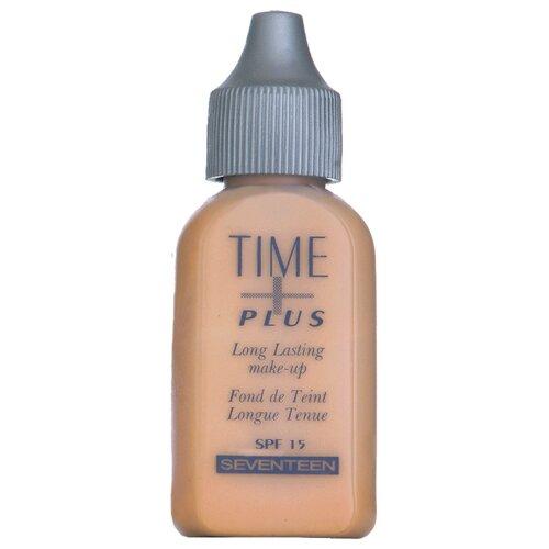 Seventeen Тональный крем Time Plus Long Lasting make-up, 35 мл, оттенок: 05, Dark BeigeТональные средства<br>