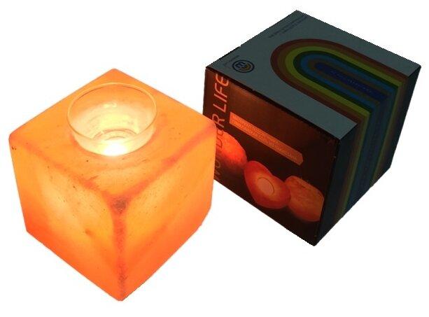 Солевая лампа Wonder Life Кубус
