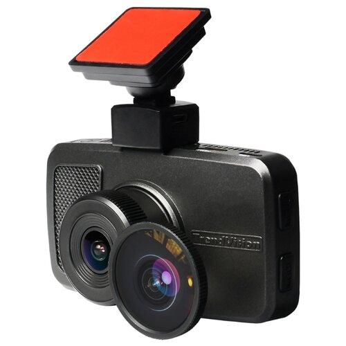 Видеорегистратор TrendVision TDR-708GP черныйВидеорегистраторы<br>