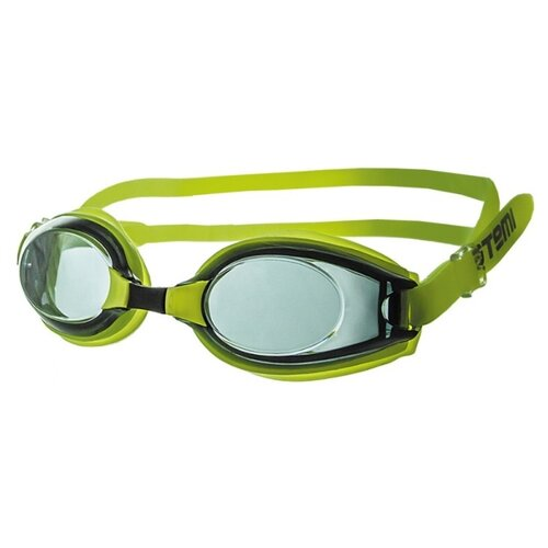 Фото - Очки для плавания ATEMI M403 желтый очки маска для плавания atemi z401 z402 синий серый