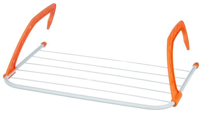 Купить Сушилка для белья Рыжий кот на батарею 3 м CD-3M по низкой цене с доставкой из Яндекс.Маркета (бывший Беру)