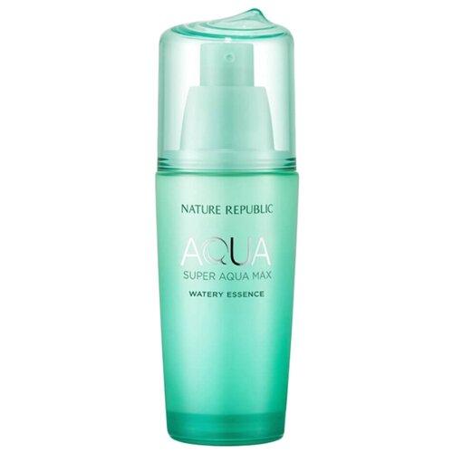 NATURE REPUBLIC AQUA Super Aqua Max Watery Essence Эссенция для лица увлажняющая, 42 мл косметика super aqua