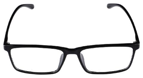 Купить Очки для компьютера Мастер К. 4703652, цвет оправы: черный по низкой цене с доставкой из Яндекс.Маркета