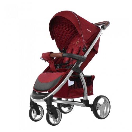 Купить Прогулочная коляска CARRELLO Vista CRL-8505 ruby red, Коляски