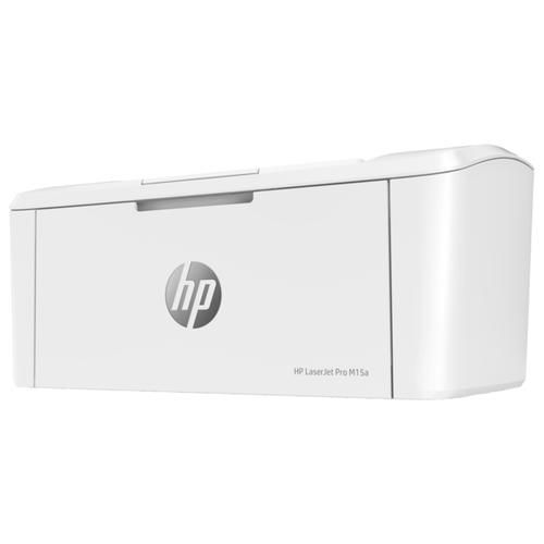 Фото - Принтер HP LaserJet Pro M15a белый принтер hp laserjet pro m203dw g3q47a