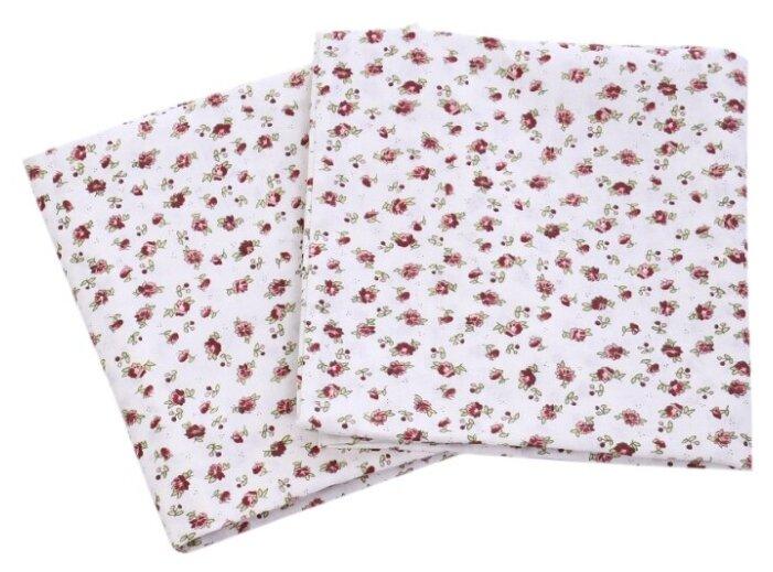 Комплект наволочек Цветные сны поплин 70 х 70 см