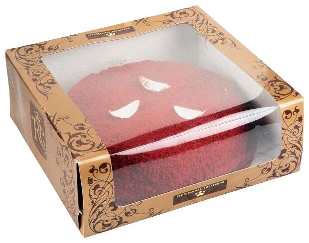 Торт-пирожное Красный бархат Ресторанная коллекция, 110 г