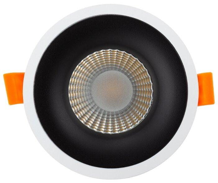 Встраиваемый светильник DENKIRS DK4003-BK