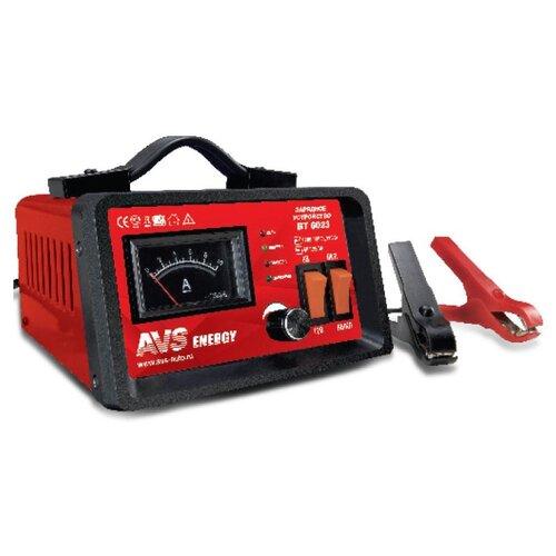 Зарядное устройство AVS Energy BT-6023 красный