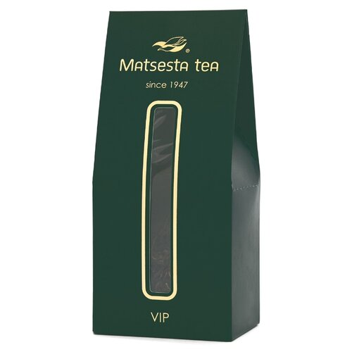 Чай зеленый Мацеста VIP, 75 г чай композиционный листовой nadin рождественский день 75 г