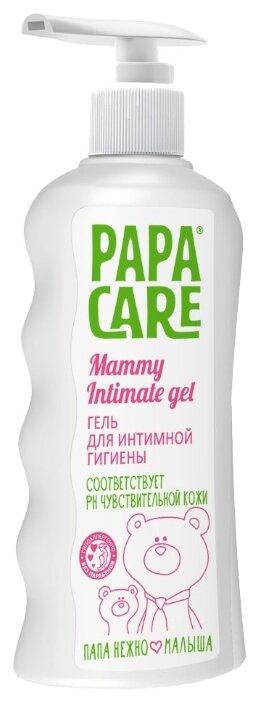Papa Care Гель для интимной гигиены с молочной кислотой и пантенолом
