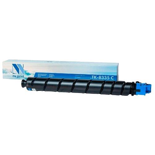Фото - Картридж NV Print TK-8335 Cyan для Kyocera, совместимый картридж nv print tk 8335 cyan для kyocera совместимый