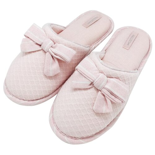 Тапочки Бантики Halluci 36-37Домашняя обувь<br>