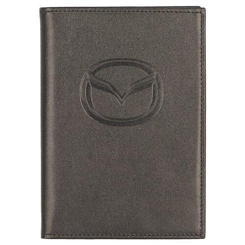 FR-BS01-BL07 Бумажник вод.станд.с пл.карм.черн. Mazda