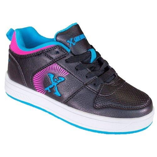 Роликовые кроссовки Heelys размер 13С, черныйКроссовки и кеды<br>