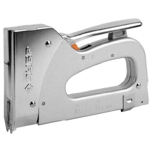 Скобозабивной пистолет ЗУБР 31580 пистолет скобозабивной зубр мастер зсп 2000