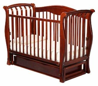 Кроватка Карат Лилия 4 (продольный)