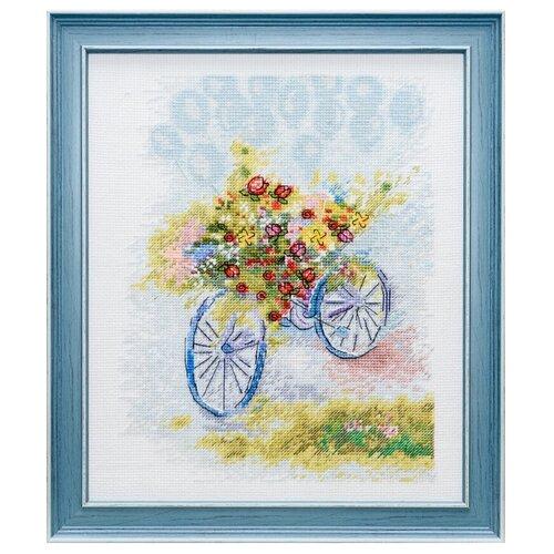 Фото - Ажур Набор для вышивания крестиком Быть счастливым 25 х 19 см (0021) ажур набор для вышивания крестиком цветущий кактус 26 х 17 см 0010