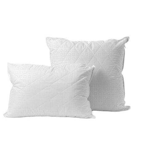Подушка Good Night двухкамерная бамбук/искусcтвенный лебяжий пух/микрофибра 70 х 70 см белый подушка для кормящих smart textile мамина радость с наволочкой наполнитель искуственный лебяжий пух 66 х 34 х 36 см