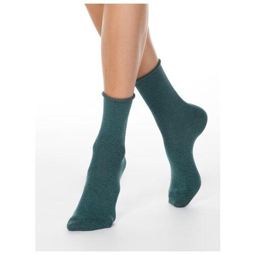 Фото - Носки Conte Elegant Comfort 19С-101СП, размер 23, темно-бирюзовый носки conte elegant comfort 19с 101сп размер 23 темно бордовый