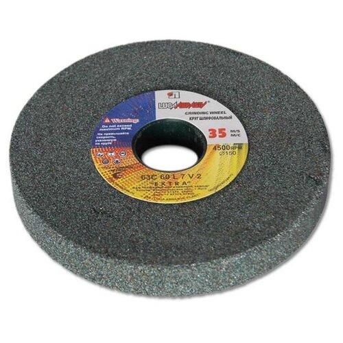 Шлифовальный круг LUGAABRASIV 250х25х76 63С Р60 шлифовальный круг lugaabrasiv 150х20х32 63с р60