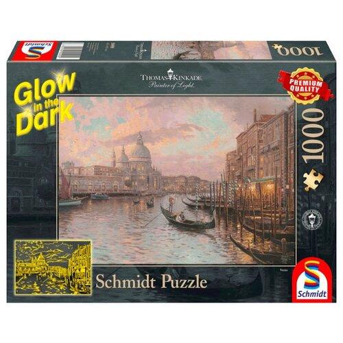 Пазл Schmidt Каналы Венеции (59499), 1000 дет. бежевый пазл schmidt все для кухни 58141 1000 дет