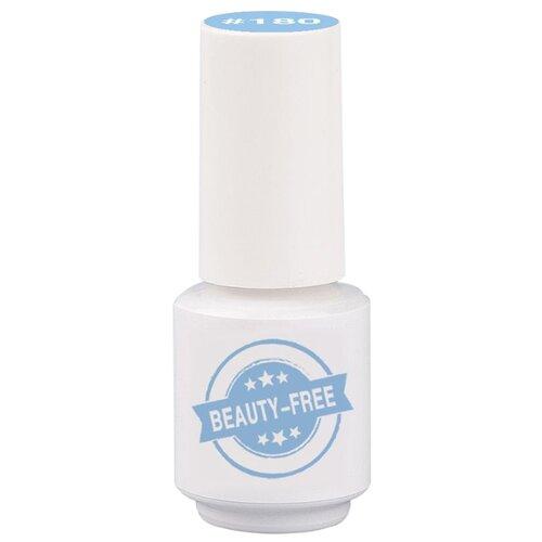 Купить Гель-лак для ногтей Beauty-Free Flourish, 4 мл, серо-голубой