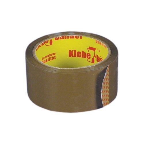 Скотч упаковочный коричневый 50 Х 66 (намот.~ 55М) (36)