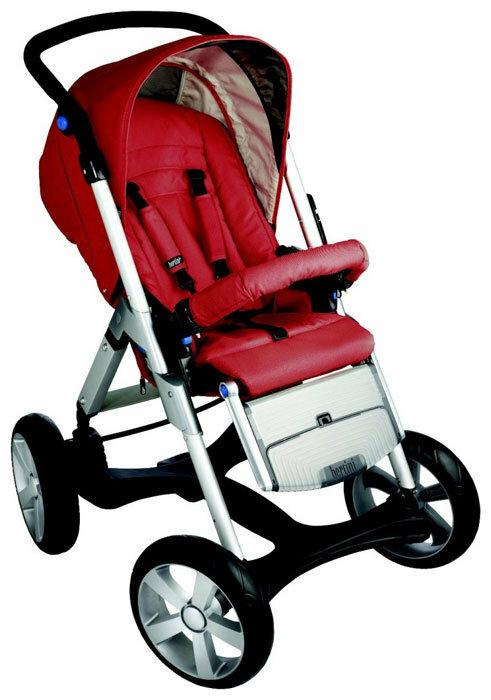 Универсальная коляска Bertini X4 (2 в 1)