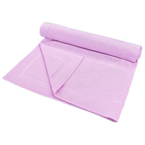 Плед LEO Мой ангел 100x110 розовый, Покрывала, подушки, одеяла  - купить со скидкой