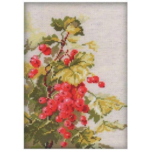Купить Риолис Набор для вышивания Смородина 18 х 24 см (1060), Наборы для вышивания
