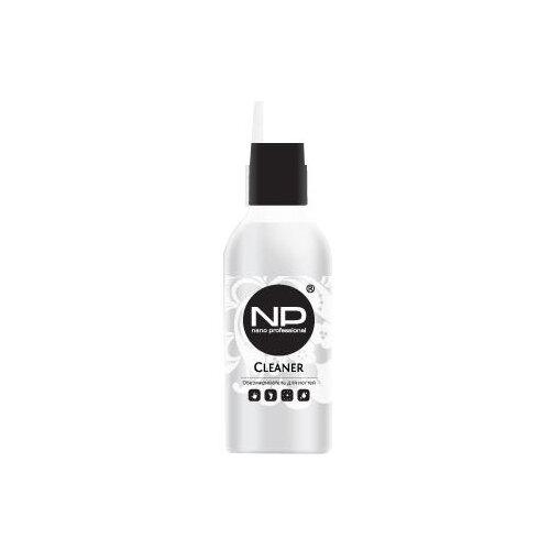 Купить Nano Professional Обезжириватель для ногтей Cleaner 200 мл