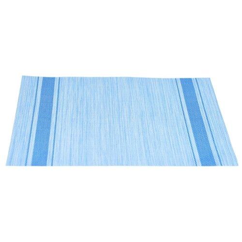 Подстановочная салфетка Fissman 0628 голубой