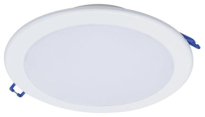 Встраиваемый светильник Philips DN027B LED15/NW D175 RD 911401812797, белый