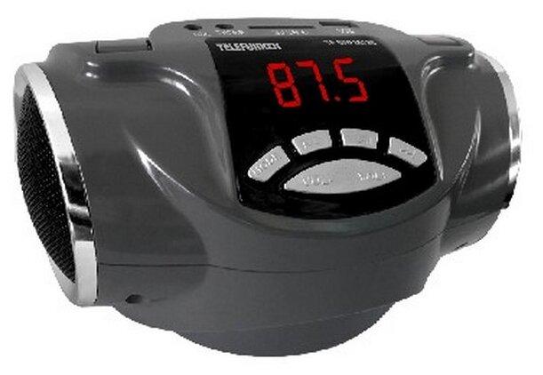 Купить Магнитола TELEFUNKEN TF-SRP3503B серый по низкой цене с доставкой из Яндекс.Маркета (бывший Беру)