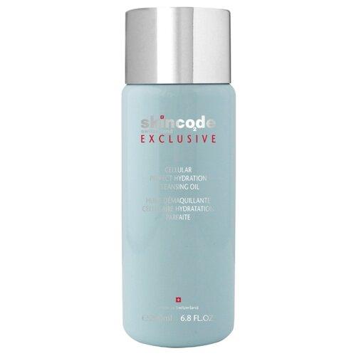 Масло Skincode Exclusive Cellular увлажняющее очищающее 200 мл skincode exclusive масло клеточное идеально увлажняющее и очищающее 200 мл