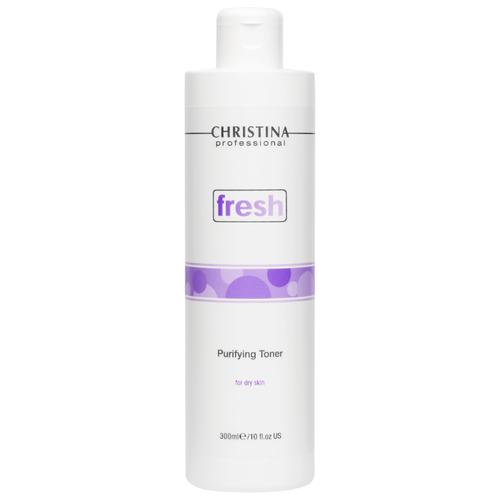 Christina Тонер Fresh Purifying for Dry Skin 300 мл