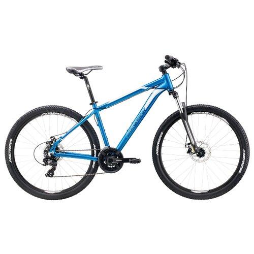 цена на Горный (MTB) велосипед Merida Big.Seven 10-MD (2020) blue/silver M (требует финальной сборки)