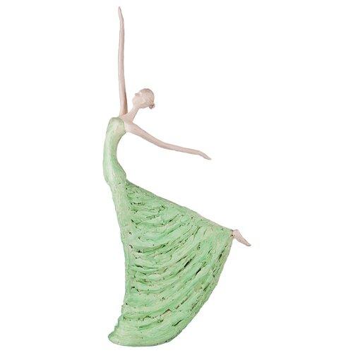 Фото - Статуэтка пастель Lefard 26*7,5*54 см (272-262) статуэтка lefard пастель 48 см белый зеленый