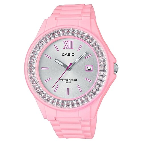 Наручные часы CASIO LX-500H-4E4 casio часы casio lx 500h 2b коллекция analog