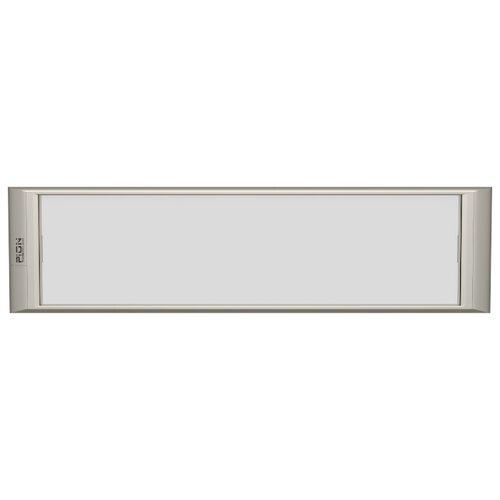 Инфракрасный обогреватель Пион Thermo Glass П-08 серый/прозрачный