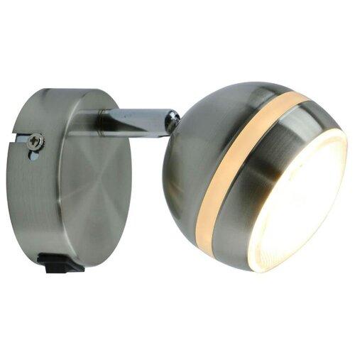 Спот Arte Lamp Venerd, A6009AP-1SS arte lamp светильник спот artelamp a7005ap 1ss
