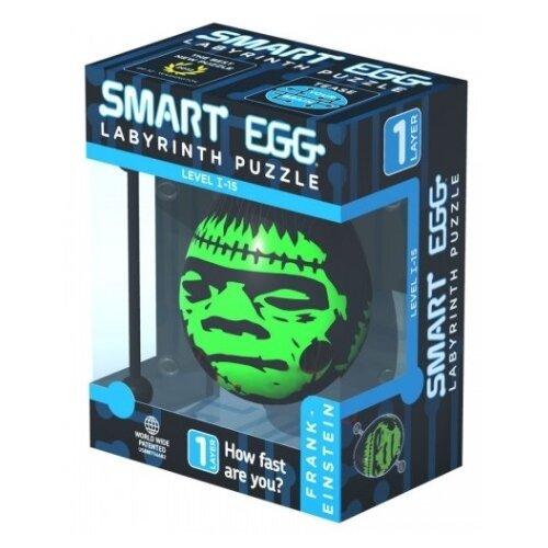 Головоломка Smart Egg Монстр (SE-87012) черный/зеленыйГоловоломки<br>